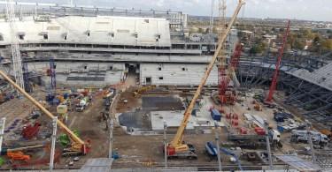 Tottenham Stadium Protected with Bull's Alarm System