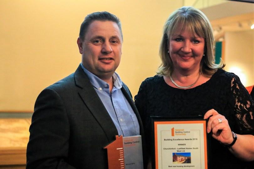 Larkfleet Scoops Best Development Award