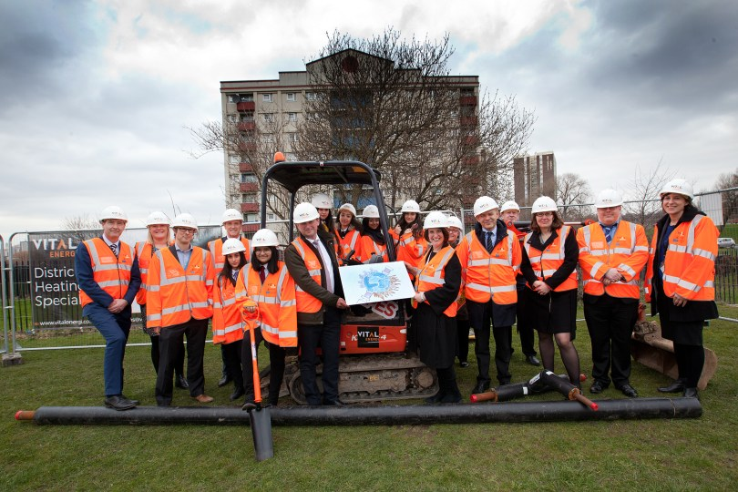 £35 Million Leeds Heat Network Launches