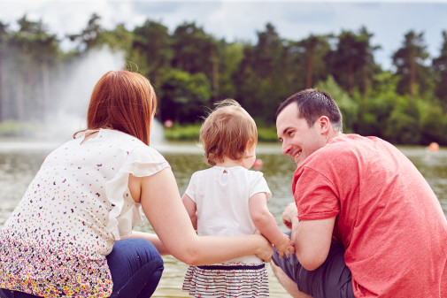 Center Parcs Wins Tommy's Award For Making Life Easier For Parents With Babies And Young Children