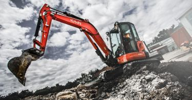 Leading Construction Firm Moves Towards Sustainability With Kubota UK
