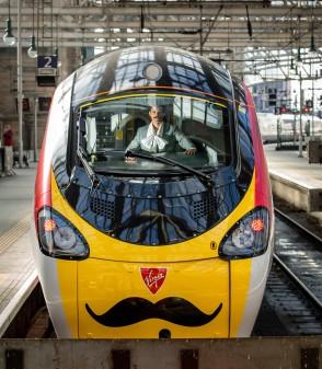 Virgin Trains Names Train After Scottish Cultural Icon Charles Rennie Mackintosh