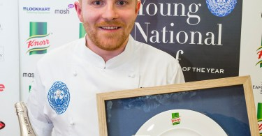 The Search to Find the Most-Skilled Young Chef in the UK Gets Underway