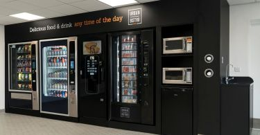 Wrights Revolutionise Vending With The Launch of Urban Bistro