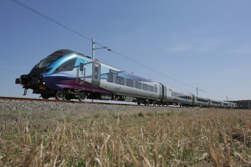 First Nova 3 Train on Track for Delivery in the North of England