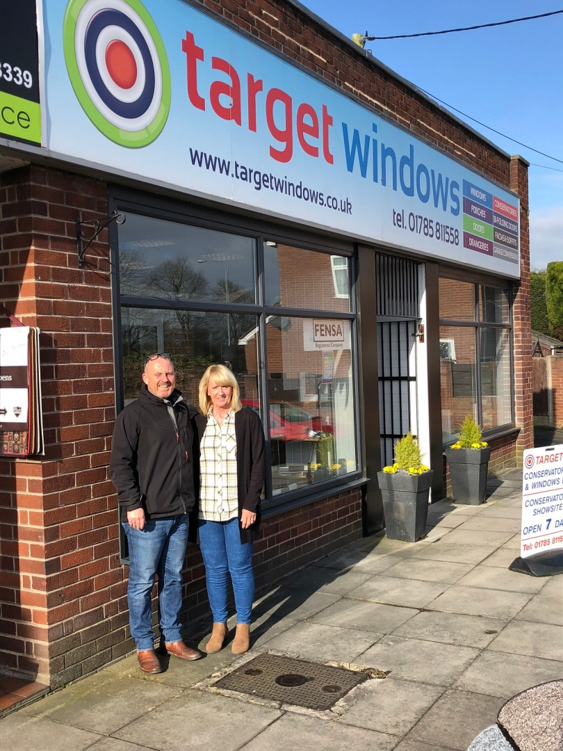Stoke-on-Trent Window Company Celebrates 35th Anniversary