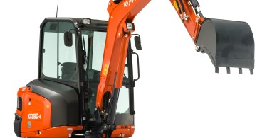 Kubota To Showcase Extensive Construction Range at Hillhead