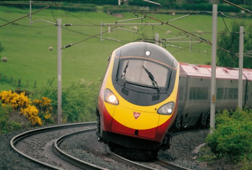 Record Year for Virgin Trains on the West Midlands to London Route