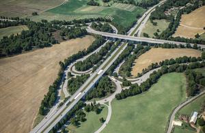 Kent Motorway Junction Upgrade Will Include New Flyover
