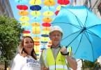 Businesses Urged to Support Umbrella Project Come Rain or Shine
