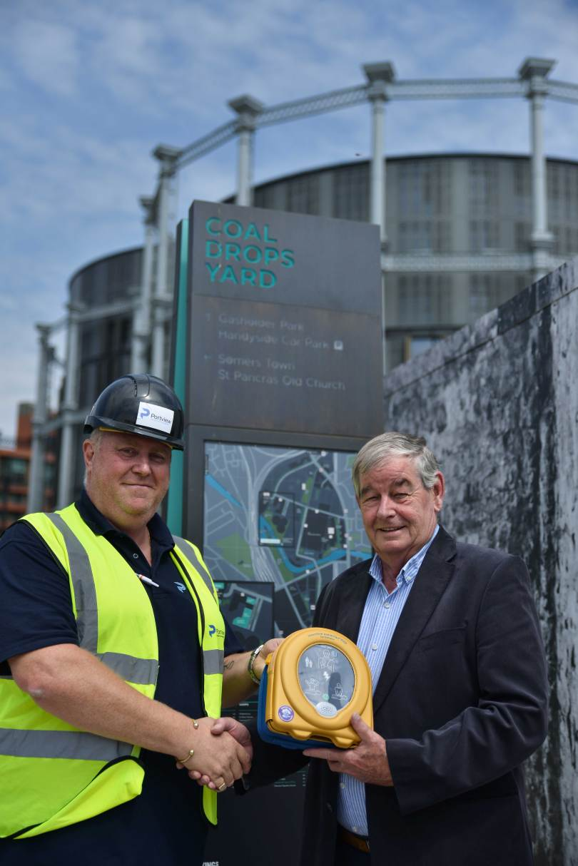 Portview Gets to the Heart of the Matter with New Defib Investment