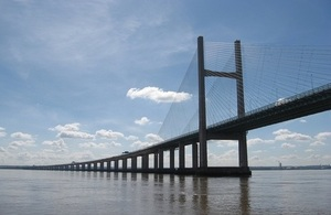 Severn Crossing Officially Renamed The Prince of Wales Bridge'