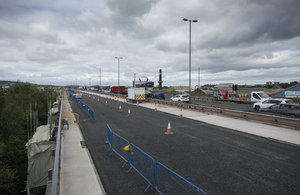 Highways England Repairs Project on Oldbury Viaduct Enters Next Phase