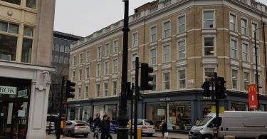 Brightening up London Borough of Camden by installing LED Street Lights as Part of Camden Council's West End Project