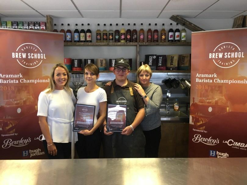 Bristol's Karolina Kaczmarek Steams Through to Coffee Final