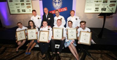 Mentoring Experience Helps Six Young Chefs Achieve the Graduate Award
