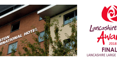 Legacy Preston International Hotel Shortlisted in Lancashire Tourism Awards