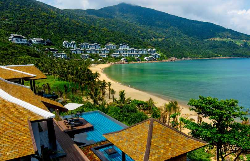 Intercontinental Danang Named Among the Best Resorts in the World by Condé Nast Traveller 2018 Readers' Choice Awards