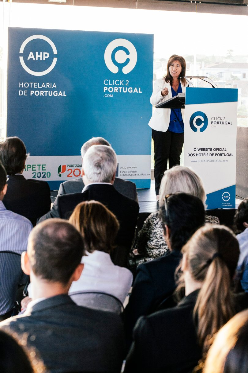 Portuguese Hotel Association Enjoys Successful Launch Event for its Online Booking Portal