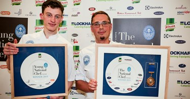 The Search is Over: The National Chef of the Year and Young National Chef of the Year Winners Revealed
