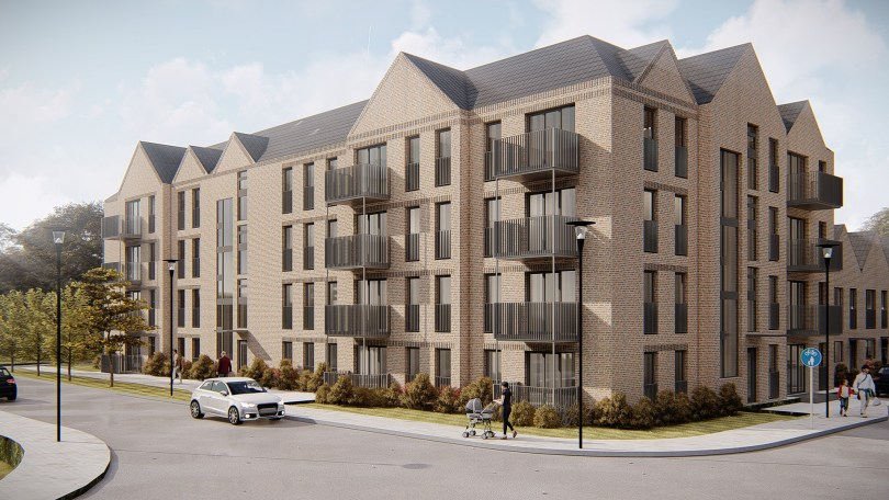 Ebbsfleet Garden City in Kent Primed For New Homes