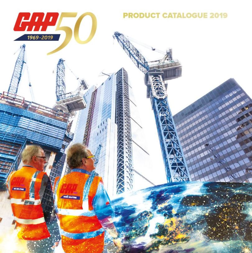 GAP Launches New 2019 Product Catalogue