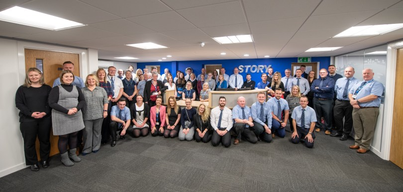 Story Contracting Building for the Future After Exceptional Start to 2019