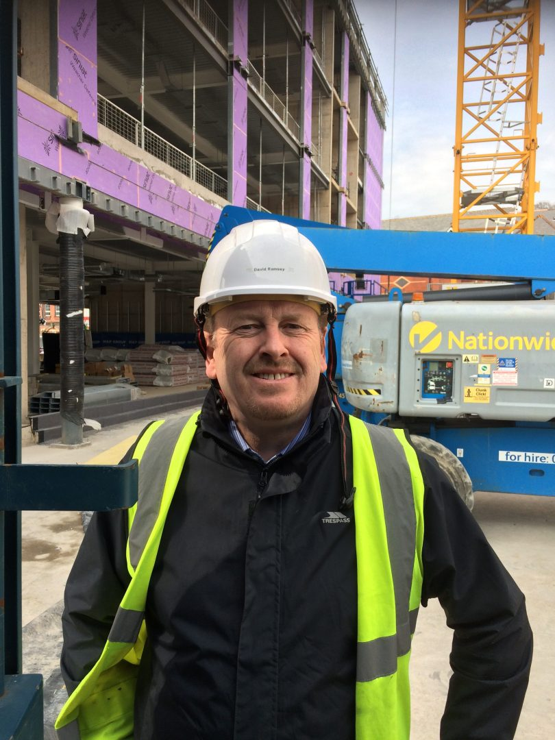 Dudley's Aluminium Strengthens Team with Installations Manager