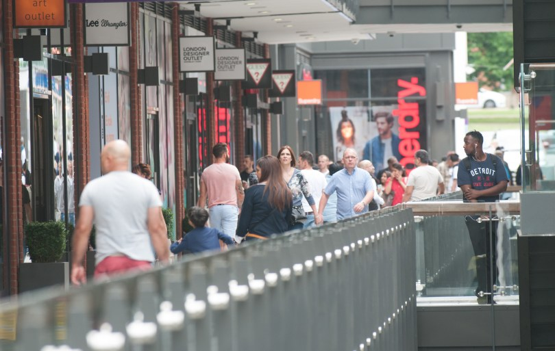Easter: A Real Treat at London Designer Outlet