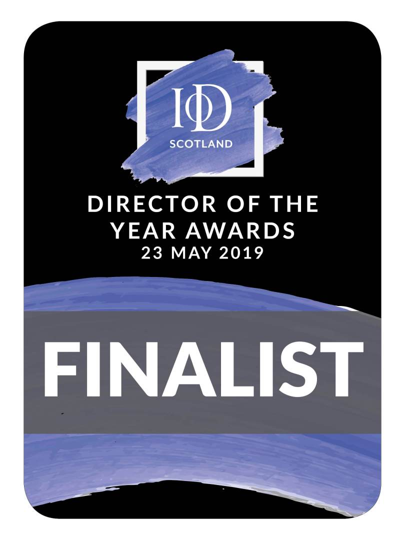 GAP's Iain Anderson in Running for Prestigious IOD Award