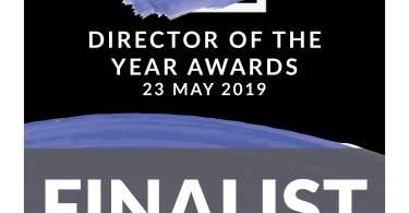 GAP's Iain Anderson in Running for Prestigious IOD Award