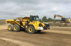 Highways England Unveils Self-Driving Trucks Set to Speed up Roadworks