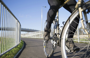 100 Cycle Path Schemes Clocked up in the Bristol Area