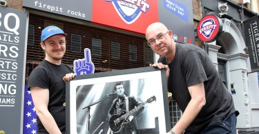 Iconic Photo Collection Unveiling Make it a Birthday to Remember for Sheffield Bar