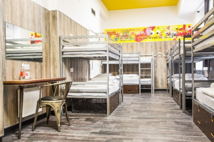 YHA to Acquire Two Euro Hostels Sites Through Christie & Co