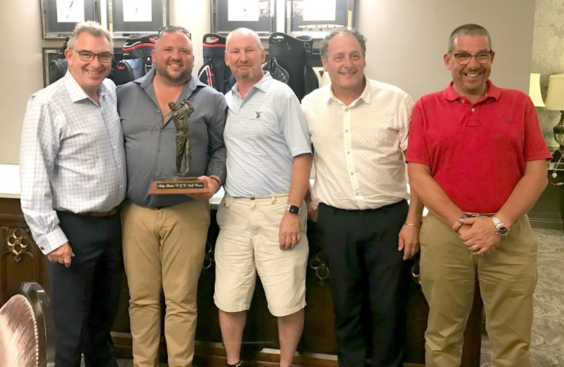 £3,900 Raised for Ambulance Trusts During RGB's Charity Golf Day