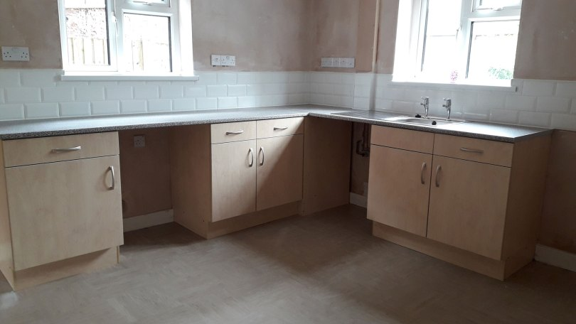Council's Housing Repairs and Maintenance Company Reduces Void Properties by 45%