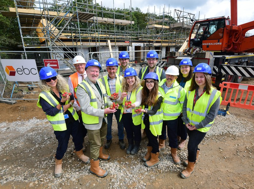 PYO Heat – Cornish Fruit Farm Branches Out With Sustainable Housing Development