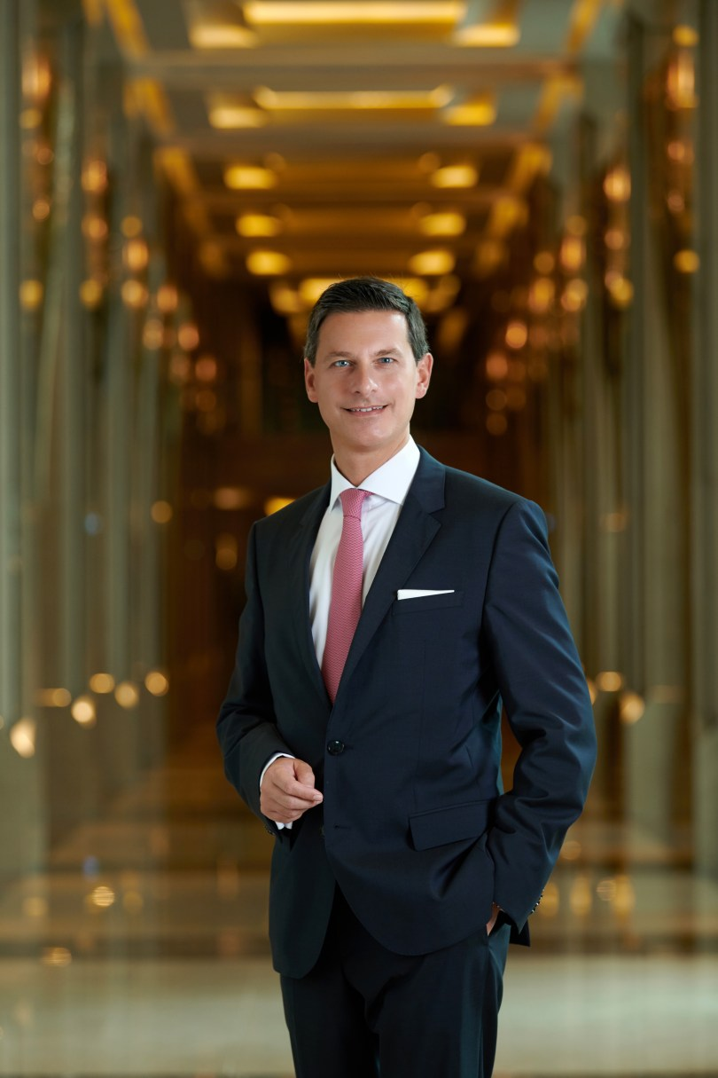 Richard Schestak Appointed Managing Director of Siam Kempinski Hotel Bangkok, Thailand