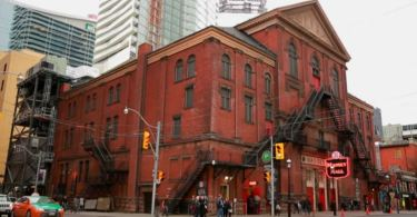 Cintect North America announces restoration and anchoring work on Massey Hall, famed Canadian concert venue