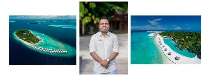 Amilla Fushi, Maldives appoints Nasrulla Adam as new Director if International Sales