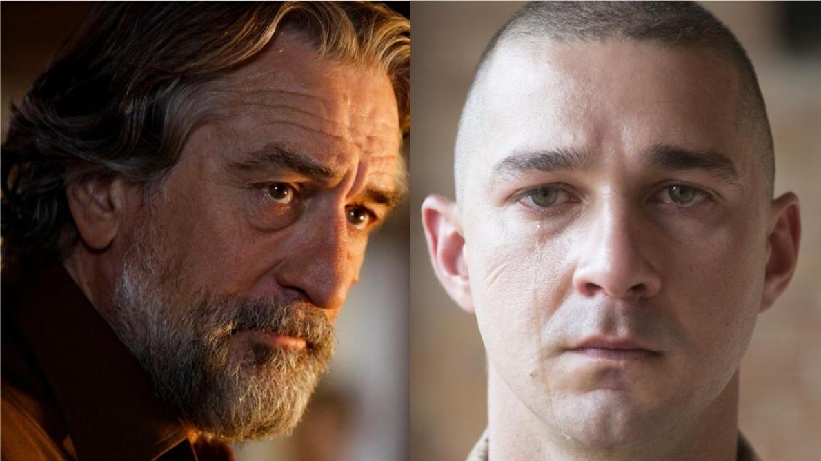 After Exile : Robert De Niro sera le père de Shia LaBeouf | Premiere.fr