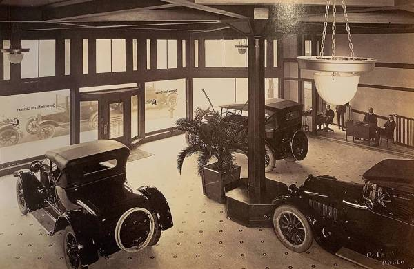 Souther Motor Company 1920's