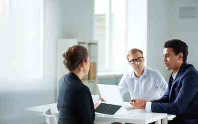 """Avoiding """"tangents"""" during the interview process"""
