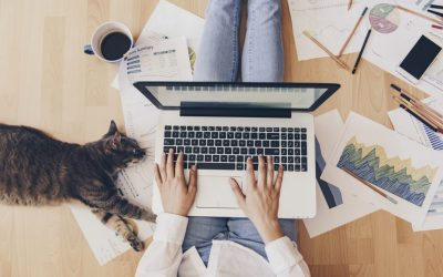 4 Simple Steps to be Productive Working from Home