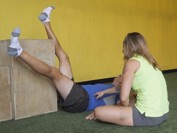 Better Hip Flexibility