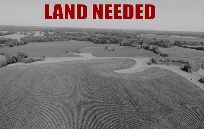 Land Needed