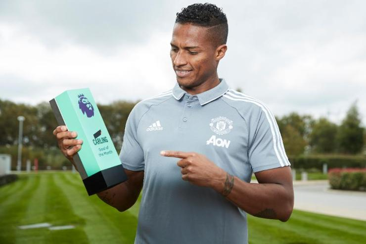 Image result for Antonio Valencia  Manchester United has told this player he is free to leave MRN GOM Award Valencia 07
