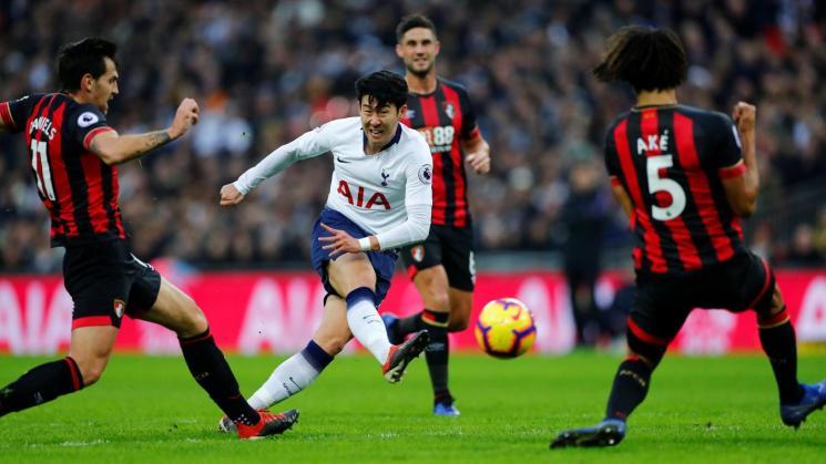 Tottenham vs Bournemouth 5-0 Highlights