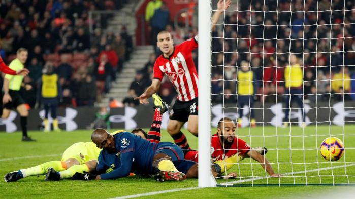Southampton vs West Ham Highlights - 27.12.2018